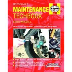 Werkplaatshandboek MOTORCYCLE MAINTENANCE TECHBOOK