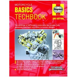 Werkplaatshandboek MOTORCYCLE BASICS TECHBOOK (2ND EDITION)