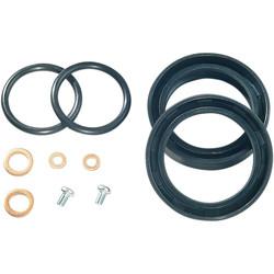 Gasket & Seal kit fork for HD Dyna/Sportster >95