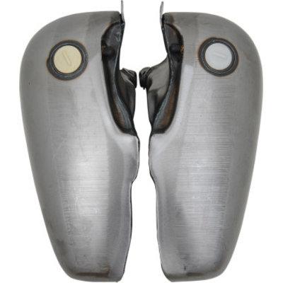 Drag Specialties 18,9 liter Fat bob tank Twist-lock Cap  FL/FLH/FX 48-84