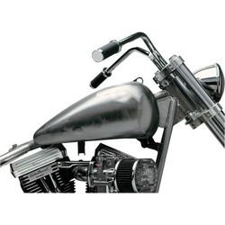 22,7 liter Fat bob flatside gas tank FL/FX 66-84 Panhead 48-65