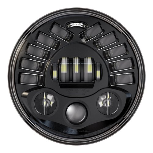 "J.W. Speaker 7"" LED-koplamp model 8790 Zwart"