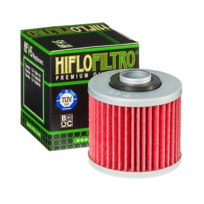 Hiflo HF145 Oil Filter Yamaha XV