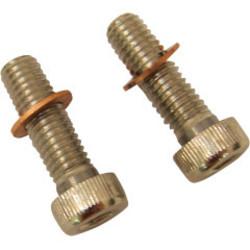 Fork damper tube mount kit FLH/FLX/FX/XL 94-08