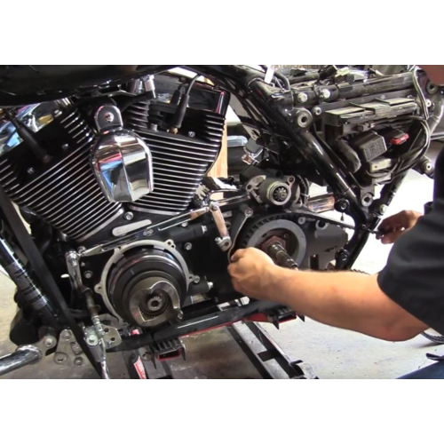 ContiTech Harley Aandrijfriem 136 Tands 1 INCH
