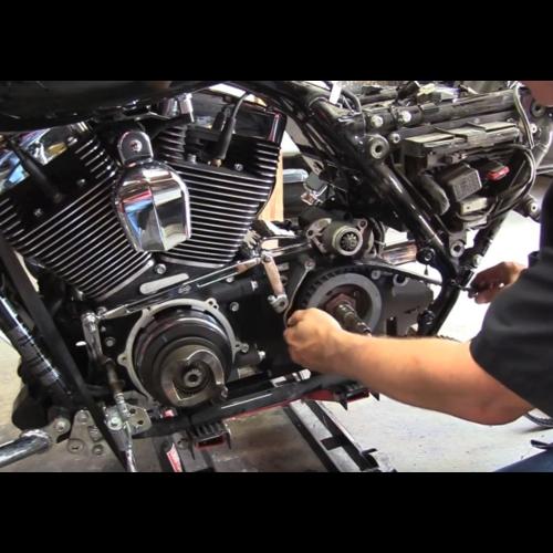 ContiTech Harley Aandrijfriem 137 Tands  1 1/8 INCH
