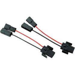 Passend lamp adapter harnas