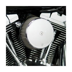 Big Sucker Stage I Air Filter Kit chrome EVO/BIGTWIN 93-99