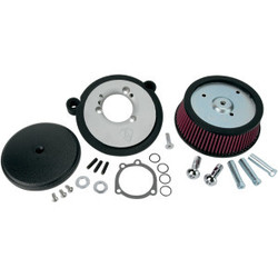 Big Sucker Stage I Air Filter Kit with Standard Filter black EVO/BIGTWIN 93-99