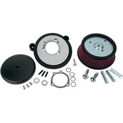 Big Sucker Stage I Kit de filtre à air standard noir EVO/BIGTWIN 93-99
