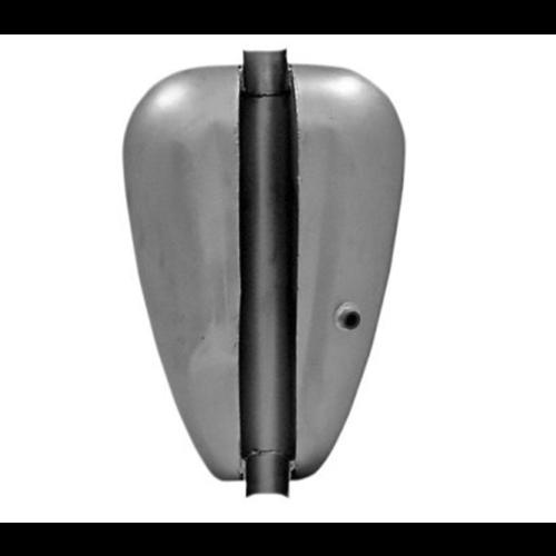 Paughco 18 liter Fatbob style benzinetank