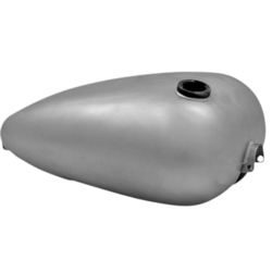 18 liter one-piece Fatbob style gas tank