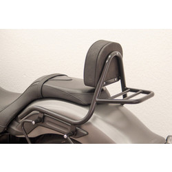 Sissy Bar schwarz, YAMAHA XVS 1300 Custom (VP36), 14-
