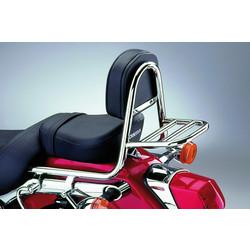 Sissybar mit Rückenlehne und Gepäckträger, Honda VT 125 Shadow (JC29/31) 99-07