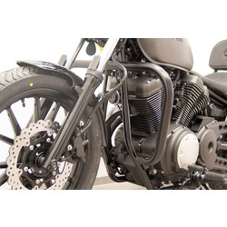 Crash bar, black, YAMAHA XV 950 R