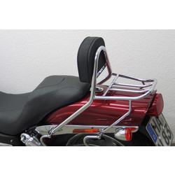 Sissy Bar H-D Dyna Fat Bob FXDF 08-