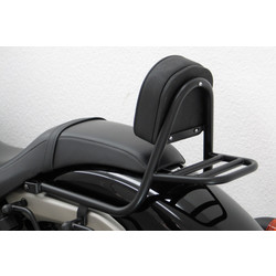 Sissy Bar black, HONDA VT 750 C Spirit