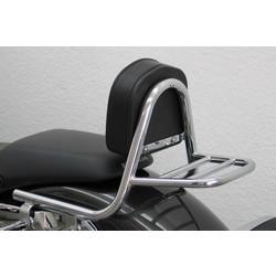 Sissybar met rugleuning en bagagerek, Honda VT 750 S 2010-