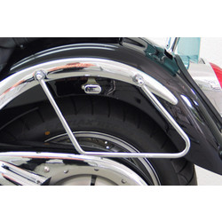 Saddlebag supports KAWASAKI VN 2000 04-10