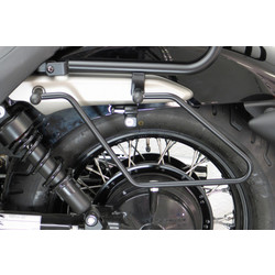 Saddlebag supports HONDA VT 750 C7 Spirit, black