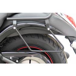 Satteltaschenhalterung Kawasaki VN 900 Classic 06-, schwarz