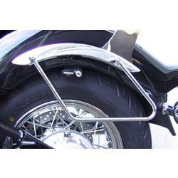 Satteltaschenhalterung Yamaha XVS 1100 Drag Star 99-02 / Classic 01-07