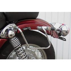 Saddlebag brackets YAMAHA XV 535 99>