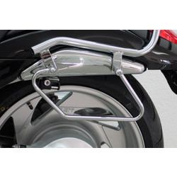 Zadeltas steunen SUZUKI M 1800 R/R2 06-
