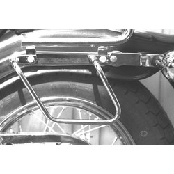 Saddlebag supports HONDA Rebel 125/250