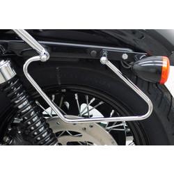 Saddlebag supports H-D Sportster Evo since 04>