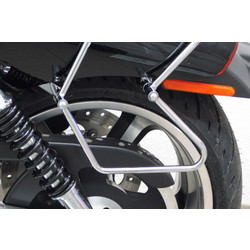 Saddlebag supports H-D V-Rod Muscle