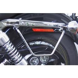 Saddlebag bracket HD Sportster XL Sportster 883/1200, 88-03