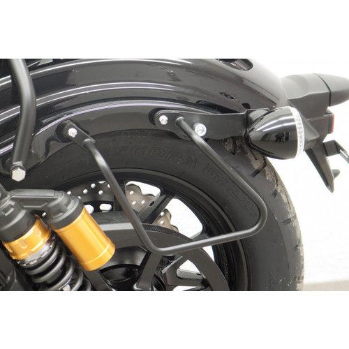 Fehling Saddlebag support kit XV 950 R, black 14-