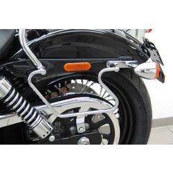 Saddlebag supports H-D Dyna Wide Glide  2010>