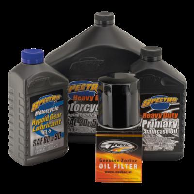 Spectro Oils Service Kit voor Evo Big Twin 84-99