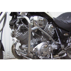 Crash bar 2 parts, YAMAHA XV 750/1100 Virago