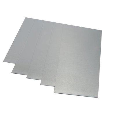 MCU Aluminium plaat 200x300x2mm