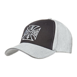 OG Cross Cap Grey/Black