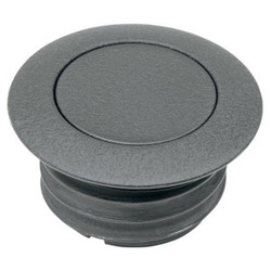 Pop-up Vented Gas Cap Black H-D 82-95