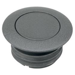 Pop-up Vented Gas Cap Black H-D 82-95