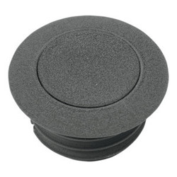Pop-Up Vented Gas Cap Black  H-D 96-18