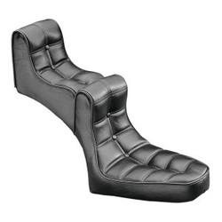 Scorpion Solo Seat voorkant Zwart
