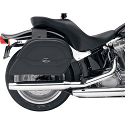 Large Throw-Over Cruis'n Slant Saddlebags