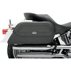 Extra Jumbo  Throw-Over Cruis'n Slant Saddlebags