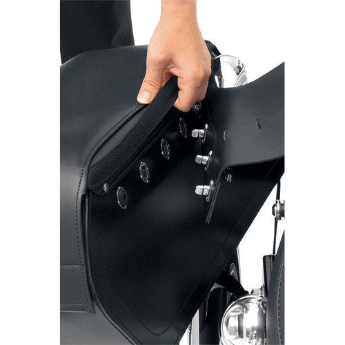 Saddleman Extra Jumbo  Throw-Over Cruis'n Slant Saddlebags