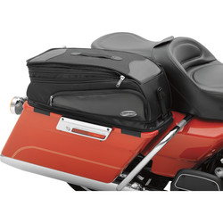 Saddlebag Chap Cover with Storage Bags FLT/FLHT 93-13
