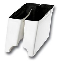 Saddlebags Full-Extended H-D FLT/FLHT/FLHR/FLHX/FLTR 99-13