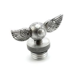 Flying Eyeball Tankdeckel Aluminum H-D 83-95