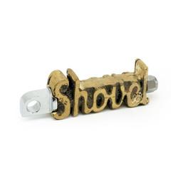 Kick Pedal Shovel Brass