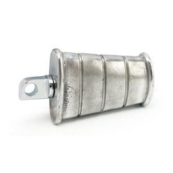 Voetsteun Popsickle Aluminium